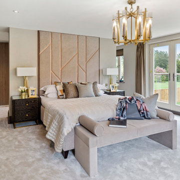 Two Newly Built Luxury Family Homes, Reigate