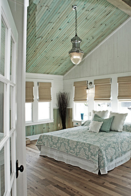 Beach Style Bedroom by OUTinDesign