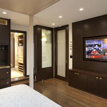 Ultra Modern Master Suite