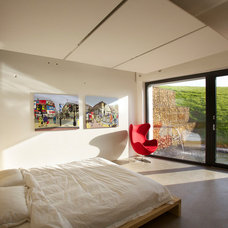 Contemporary Bedroom Underhill House PPS7