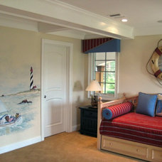 Beach Style Bedroom by Trade Mart Interiors