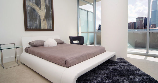 Modern Bedroom by Cantoni
