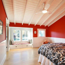 Farmhouse Bedroom by Swanson Construction