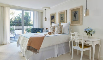 Updated Palm Beach Bedroom Smart Vintage Blue And