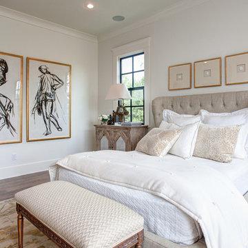 Upholstered Bedroom