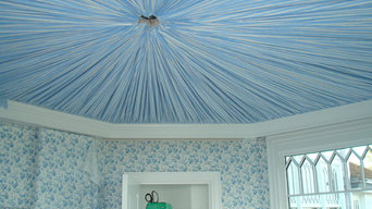 Upholstered Ceiling Padded Walls