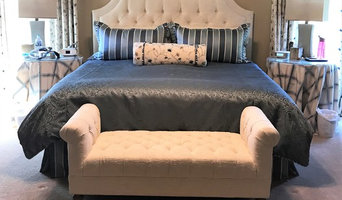 Upholstered Master Bedroom