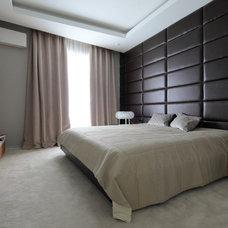 Contemporary Bedroom by Design Platform