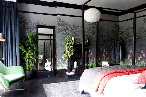 Ecléctico Dormitorio by Making Spaces