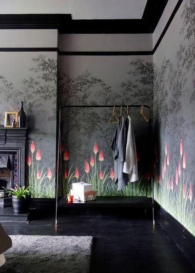 Eklektisk Sovrum by Making Spaces