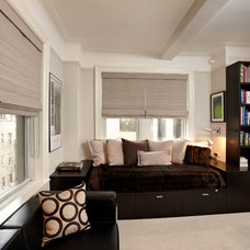 Contemporary Bedroom by Jan Albert Design