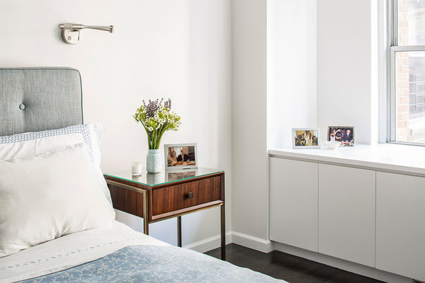 Contemporary Bedroom by James Wagman Architect, LLC