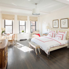 Eclectic Bedroom by Lynn K. Jacobson & Associates, Inc.