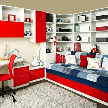 Upper East Side Kid Room