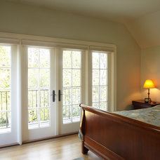 Traditional Bedroom by Jetton Construction, Inc.