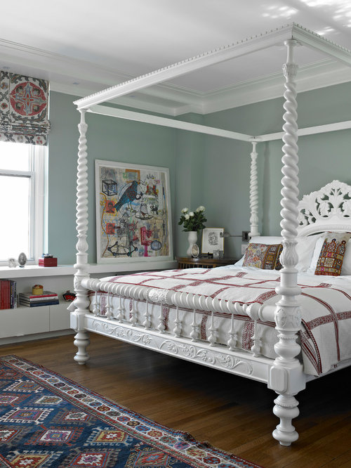 Four Poster Bed Ideas, Pictures, Remodel and Decor
