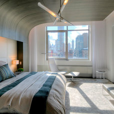 Modern Bedroom by West Chin Architects & Interior Designers