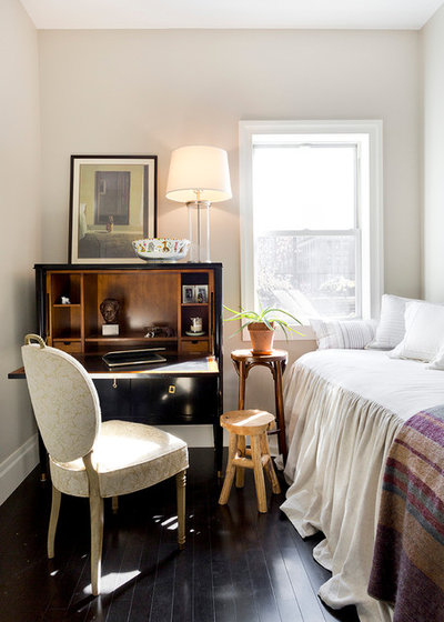 Traditional Bedroom by Pamela Dailey Design