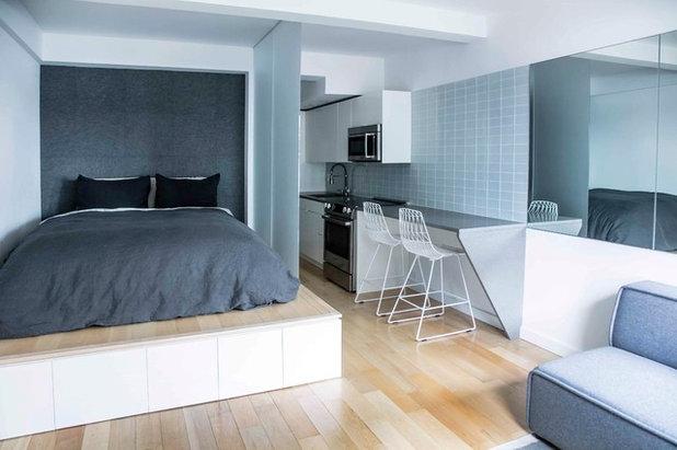 Contemporáneo Dormitorio by jba collective