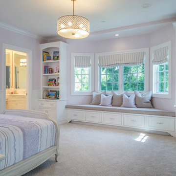 Upscale Family Home: Bedrooms