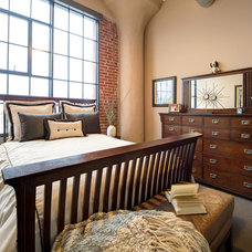 Traditional Bedroom by Joni Spear Interior Design