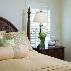 Contemporary Bedroom by Interiors by Donna Hoffman