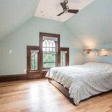 Traditional Bedroom by Metamorphosis Design-Build
