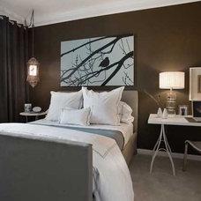 Contemporary Bedroom by GraysonHarris Interiors + Design, LLC