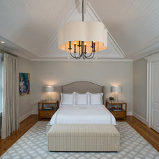 Traditional Bedroom by Laura Manchee Designs