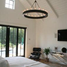 Farmhouse Bedroom by ENJOY Co.