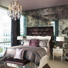 Eclectic Bedroom by RSVP Design Services
