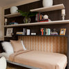 Clever Ways to Fit a Bed Into a Small Space