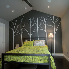 modern bedroom by Jordan Iverson Signature Homes