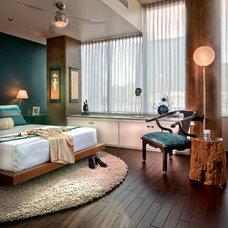 Contemporary Bedroom by Daniel O'Connor Photography & Digital Media
