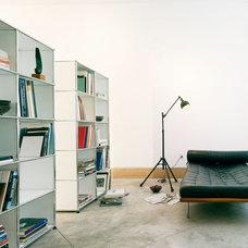 Modern Bedroom by Haute Living