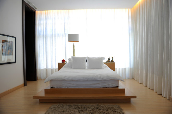 Contemporary Bedroom utopia projects