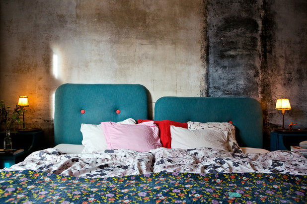 Eclectic Bedroom by Isabelle McAllister