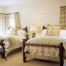Traditional Bedroom by Johnson Architecture
