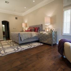 Eclectic Bedroom by Inspired Design