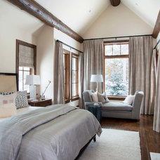Traditional Bedroom by Slifer Designs