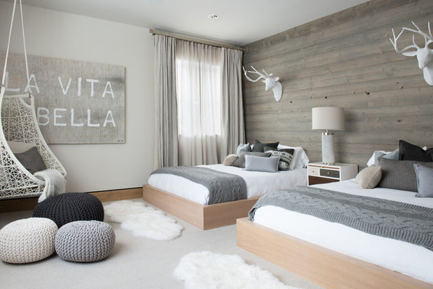 Scandinave Chambre by Reed Design Group
