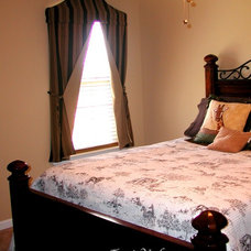 Traditional Bedroom by The Interiors Workroom, Inc
