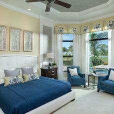 Mediterranean Bedroom by Arthur Rutenberg Homes