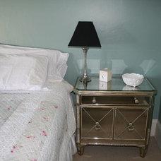 Eclectic Bedroom by Valerie Wills Interiors