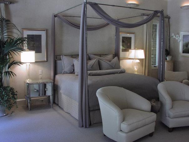 Contemporary Bedroom by Moon Bros Inc