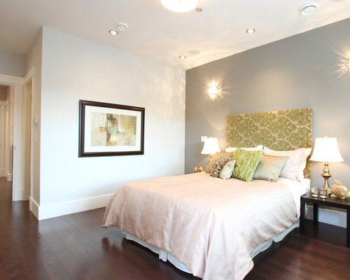 Best Gray Accent Wall Design Ideas Remodel Pictures Houzz