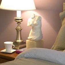 Eclectic Bedroom by Maria Killam