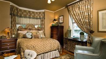 Vanguard Showhouse Guest Bedroom Design