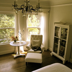 eclectic bedroom by Bobbi Gugger