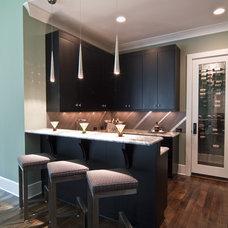 Bedroom by Carolina Design Associates, LLC